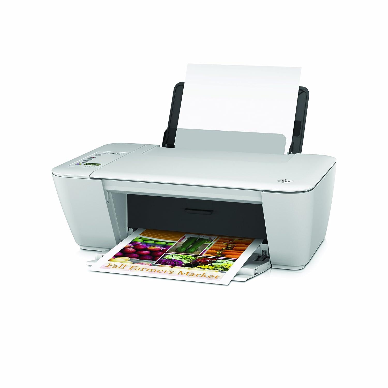 HP DeskJet 2540 Inyección de Tinta térmica 7 ppm 1200 x 1200 dpi A4 WiFi - Impresora multifunción (Inyección de Tinta térmica, Impresión a Color, 1200 ...