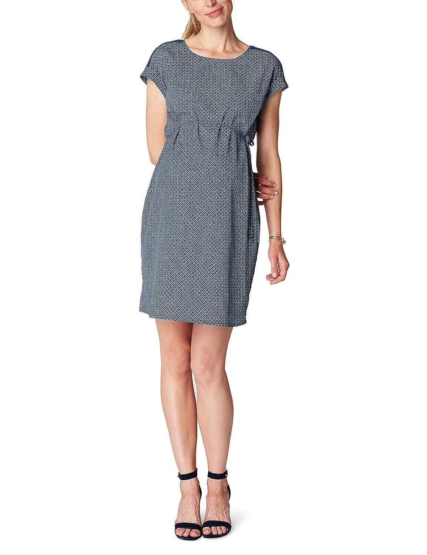 ESPRIT Maternity Damen Umstandskleid Dress wvn ss aop