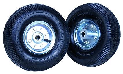 Tec Hit 176008 Juego de 2 ruedas hinchables de 20 cm para ...