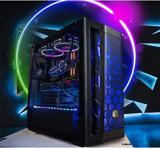 Gamemachines Rage Gaming Pc Intel Core I7 9700k Computer Zubehör