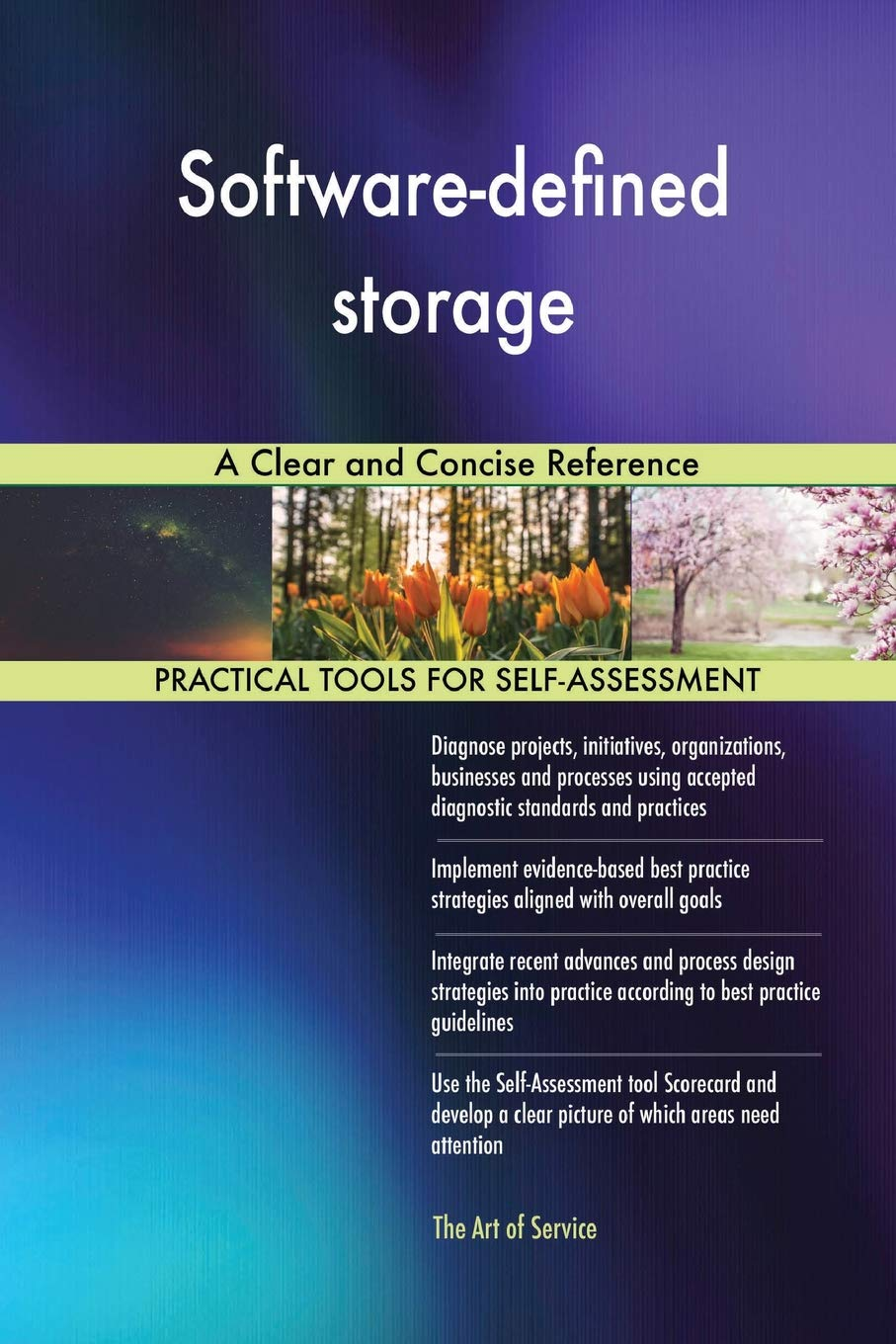 Software-Defined Storage a Clear and Concise Reference
