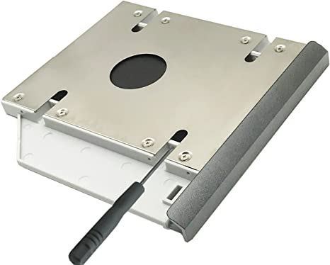 2nd Hard Drive HDD SSD SATA Caddy Adaptor for ASUS X550CC X550CA X550CL F550CC