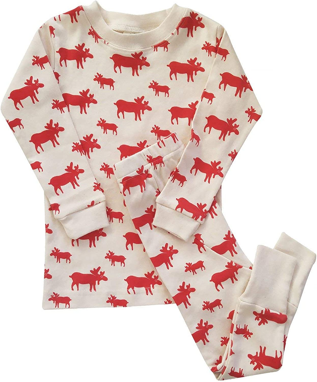 """PARADE ORGANICS """"My Jammies Organic Kids Pajamas"""