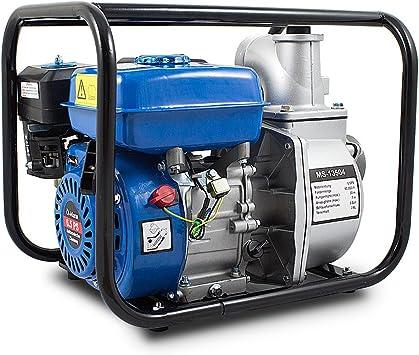 3 Zoll Wasserpumpe Benzin Motor Pumpe Kreiselpumpe Motorpumpe Teich Gartenpumpe