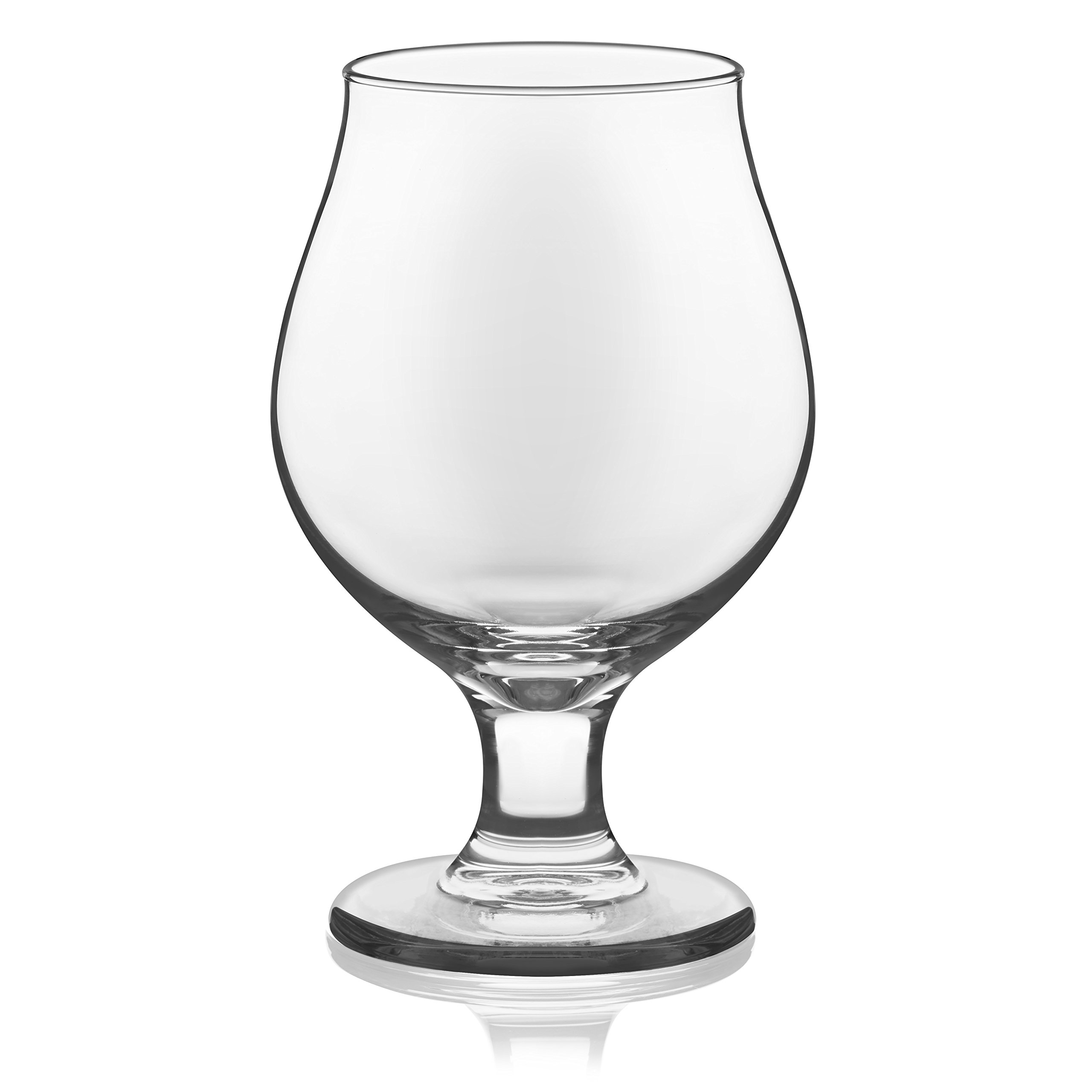 Libbey Craft Brews Belgian Ale Beer Glass, 16-ounce, Set of 4 by Libbey (Image #2)