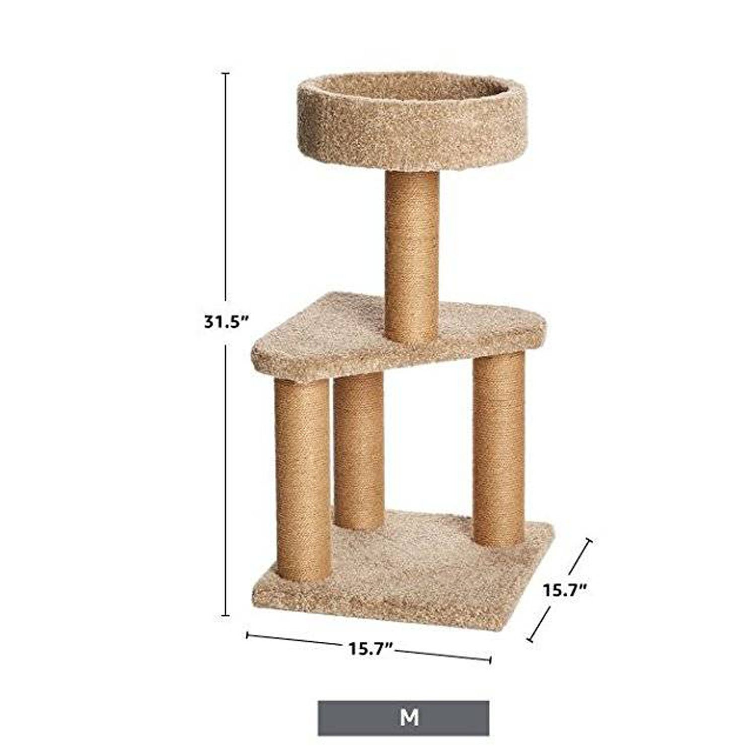 Cat climbing frame cat litter cat tree big cat sisal cat scratching cat cat jumping platform cat environmental toys M by SHUTAO (Image #5)