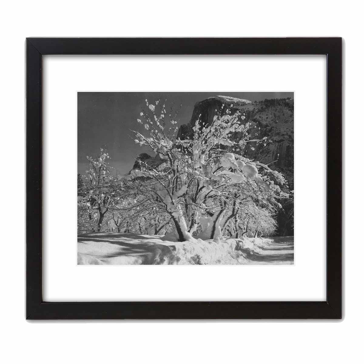 Amazon com artdash ansel adams by studios iconic black x10 w black frame photographs