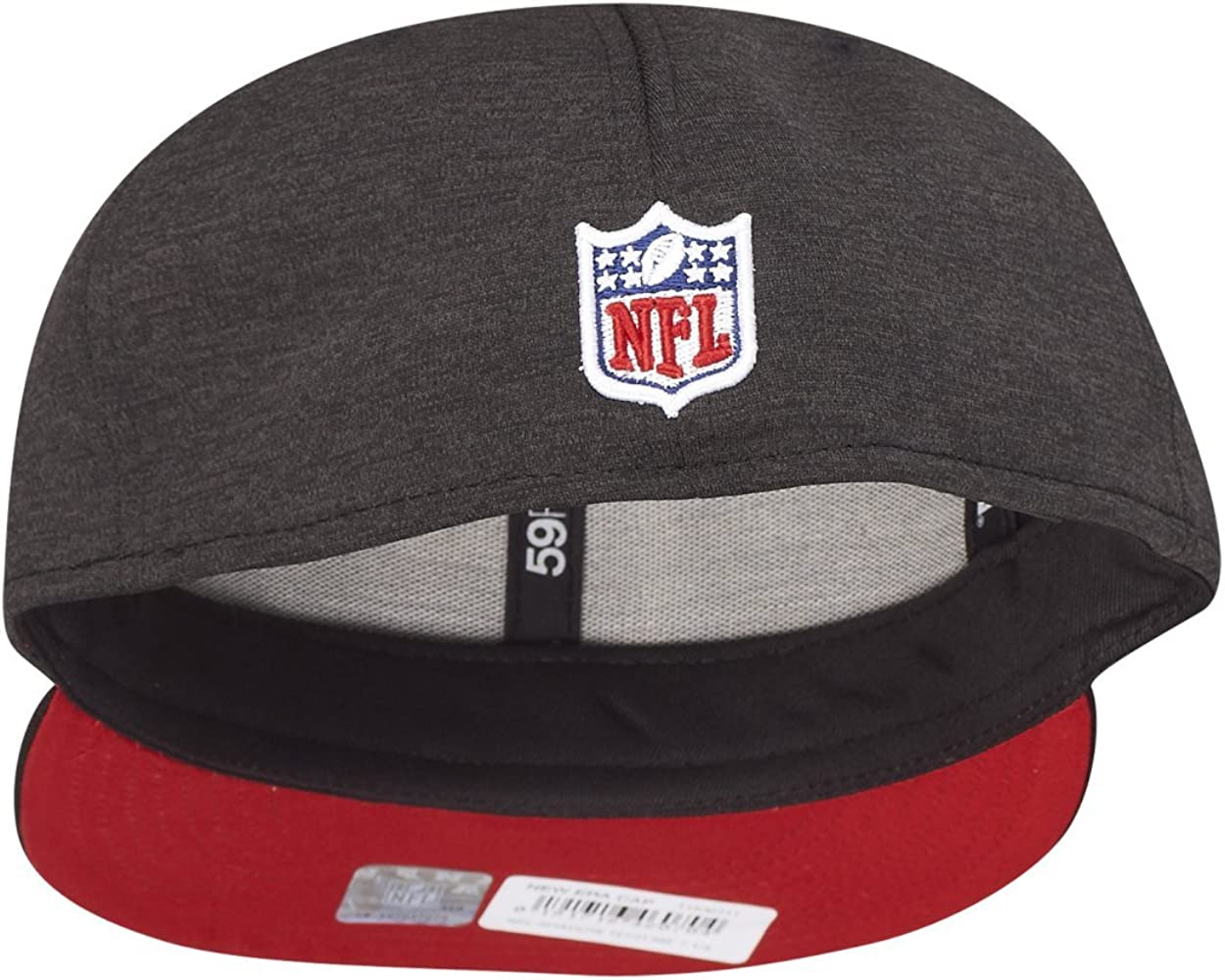 New Era NFL Shadow 59Fifty Tech New England Patriots Gorra: Amazon ...