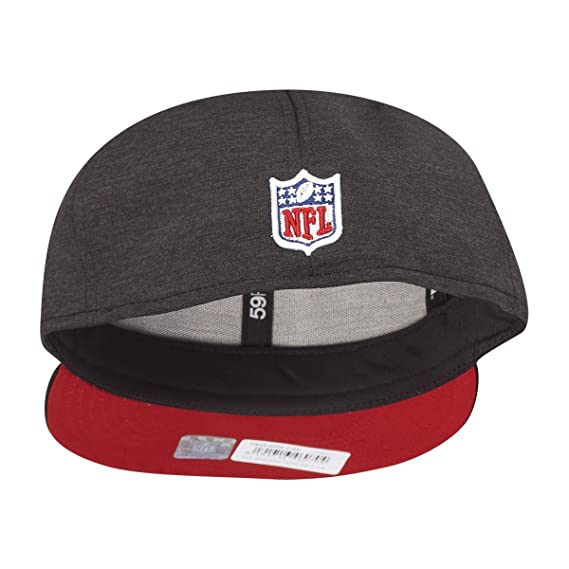 New Era NFL Shadow 59Fifty Tech New England Patriots Gorra: Amazon ...