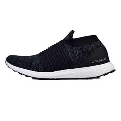 sports shoes c536c f2091 adidas Ultraboost Laceless W Ladies in Core Black, 5