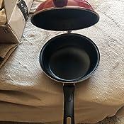 Desconocido Magefesa Praga Sartén para Tortilla, Rojo, 20 cm