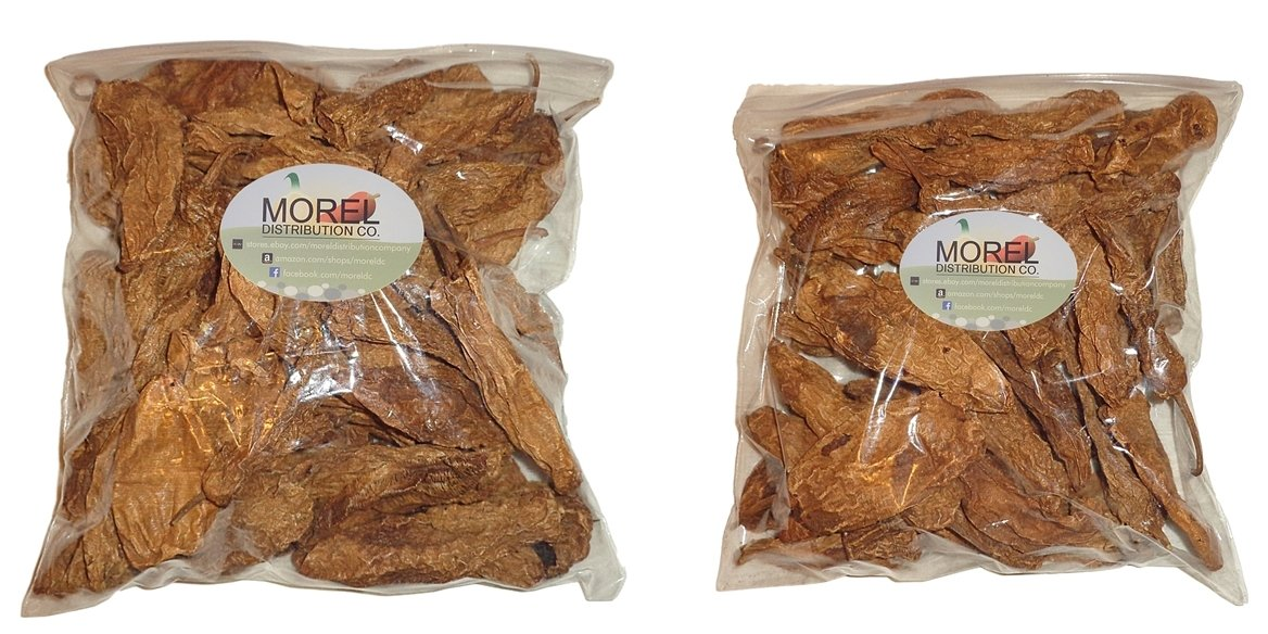 Dried Chile Chipotle Meco Pepper // Weights: 4 Oz, 8 Oz, 12 Oz, 1 Lb, 2 Lbs, 5 Lbs, 10 Lbs! (2 Lbs) by Morel Distribution Company (Image #3)