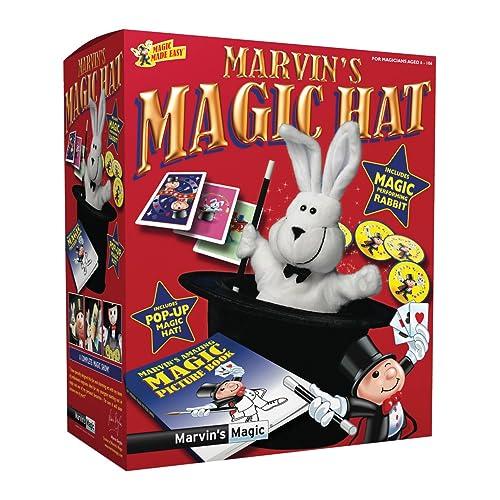 Marvin`s Magic 54064–Boîte Magique Marvin S magique chapeau magique
