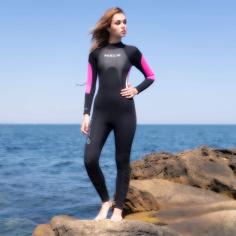 Scubadonkey RAD 3mm Neoprene Wetsuit for Women