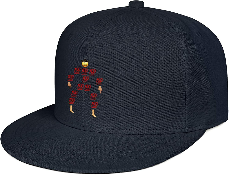 XIAOWUGO Fashion Hip-hop Hat Nation Islam Flag Adjustable Flat Brim Baseball Cap
