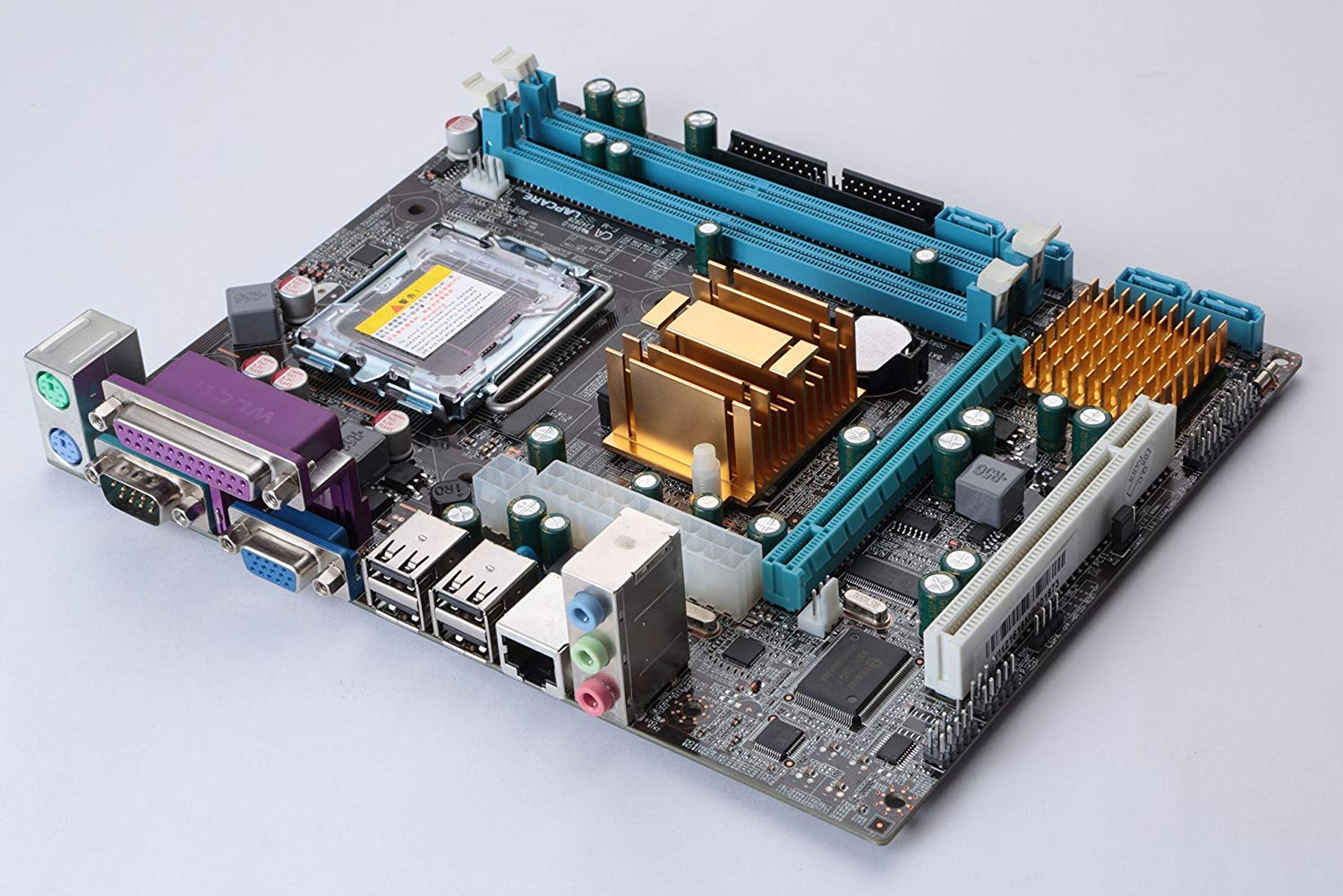 Amazon.in: Buy Lapcare H61 1155 Chipset Motherboard Socket (Multicolor)  Online at Low Prices in India | Lapcare Reviews & Ratings