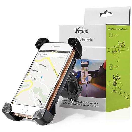 105 opinioni per Supporto Bici Smartphone, Wrcibo Supporto Manubrio Universale Bici Moto porta