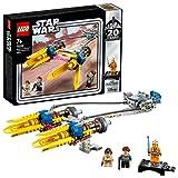 レゴ(LEGO) スター・ウォーズ アナキンのポッドレーサー(TM) – 20周年記念モデル 75258