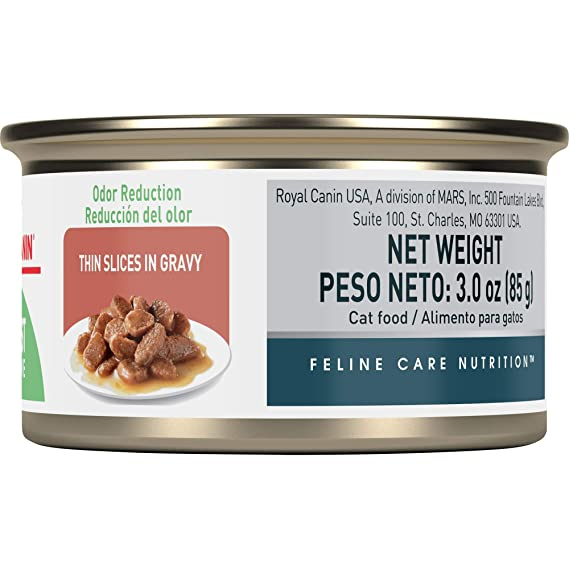 Royal Canin 24-Can Feline Health Nutrition Digest Sensitive Canned Cat Food, 3-Ounce Per Can thin slices in gravy by Royal Canin: Amazon.es: Productos para ...