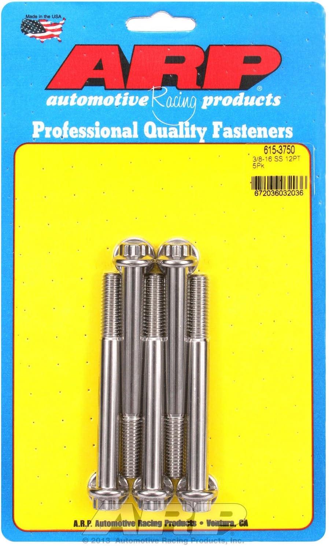 Stainless Steel 615-3750 ARP Hex Bolt