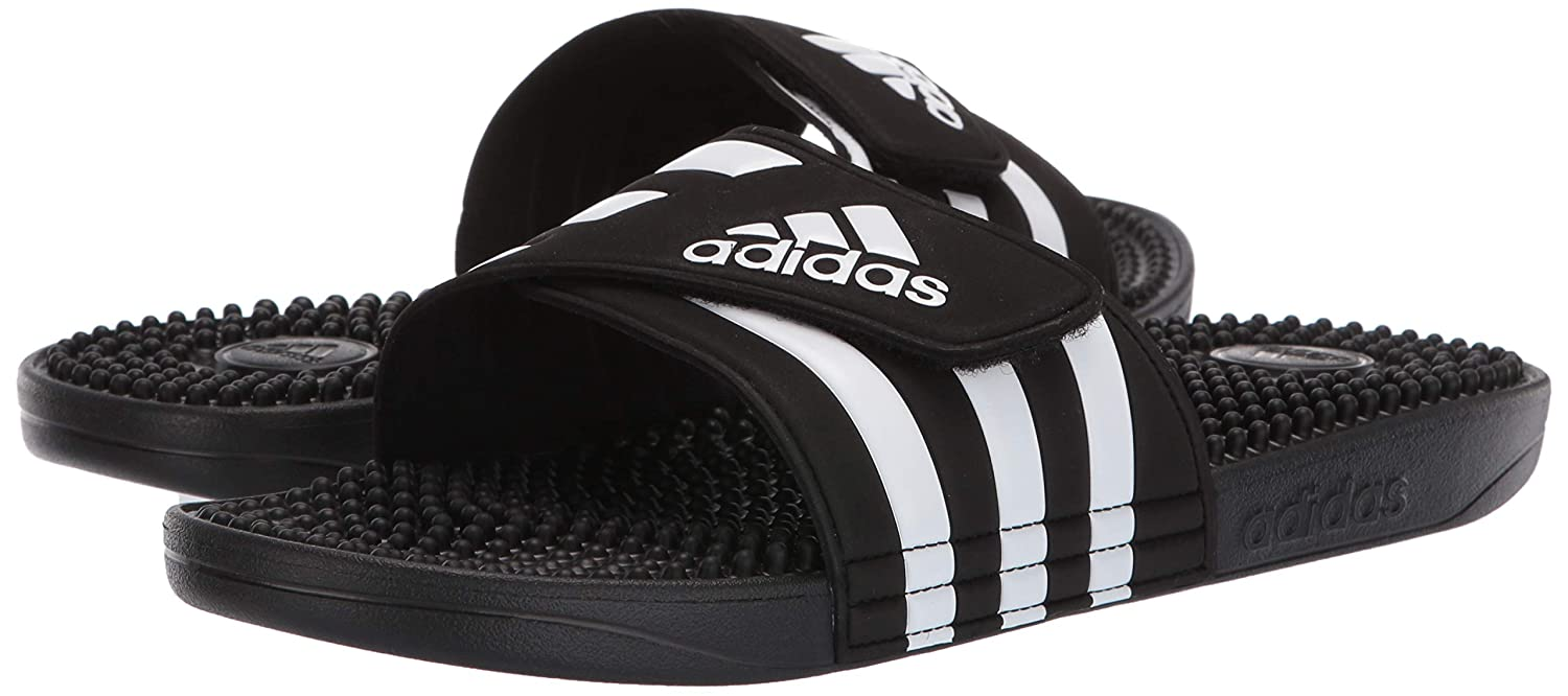 df3441f3f Amazon.com  adidas Women s Adissage Slide Sandals  Shoes