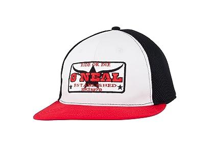 Gorras ONeal Cap rojo/negro