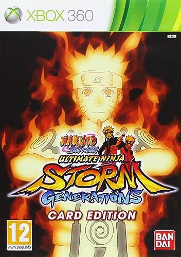 Naruto Shippuden: Ultimate Ninja Storm Generations - Card ...