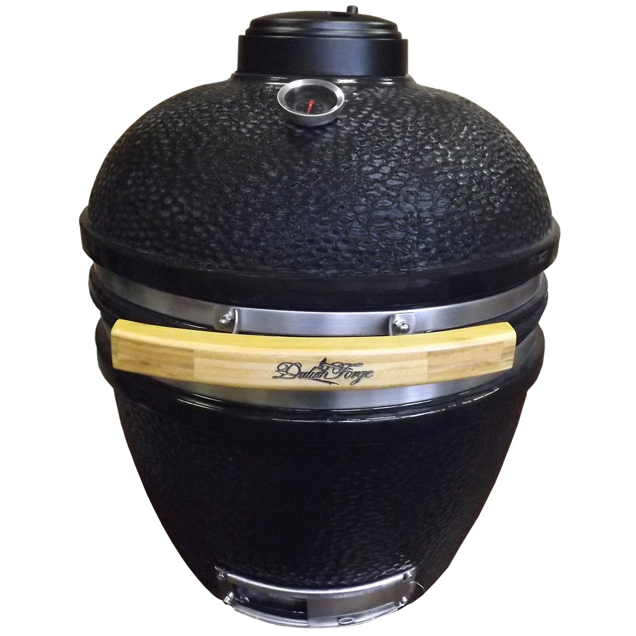 Amazon.com: Dulux Forge kamado – Huevo parrilla, ahumador ...