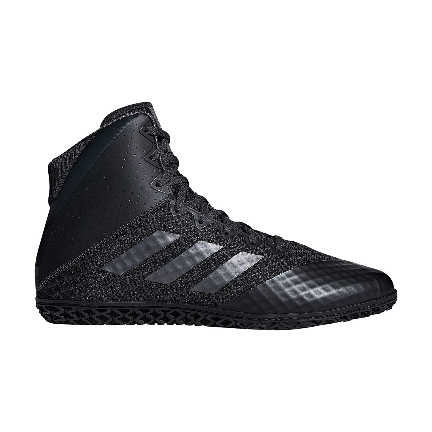 Charbon 8 D(M) US adidas Tapis Wizard 4 Wrestling Chaussures