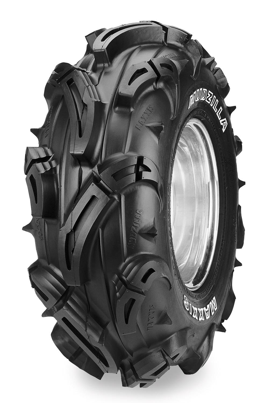 Maxxis M966 MudZilla Utility ATV F/R Rowl Tire 25X8-12