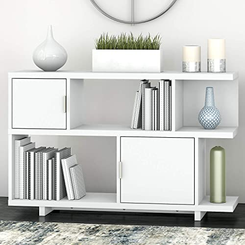 kathy ireland Home - the best modern bookcase for the money