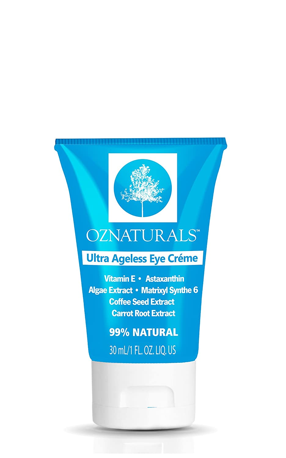 5. OZNaturals Ultra Ageless Eye Cream