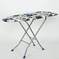 NHR Wooden Foldable Ironing Board (White)