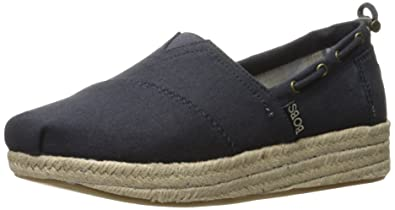 e7ba2737ee68 Skechers BOBS from Women s Highlights-Set Sail Flat  Amazon.co.uk ...
