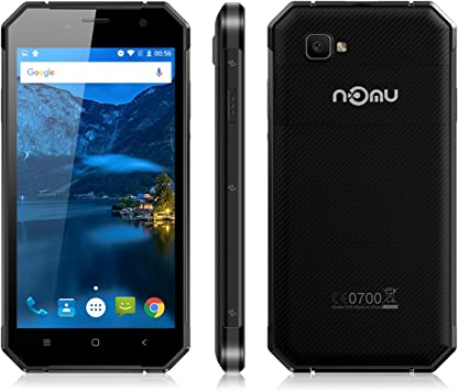 Gen'rico NOMU S30 - Smartphone Libre 4G Impermeable (Pantalla 5.5 ...