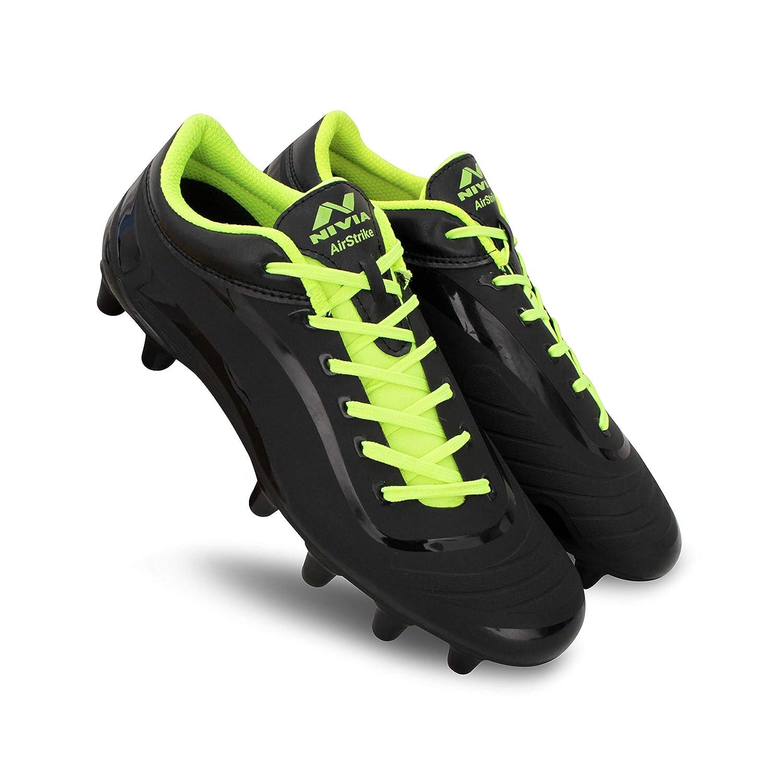 nivia kids football shoes