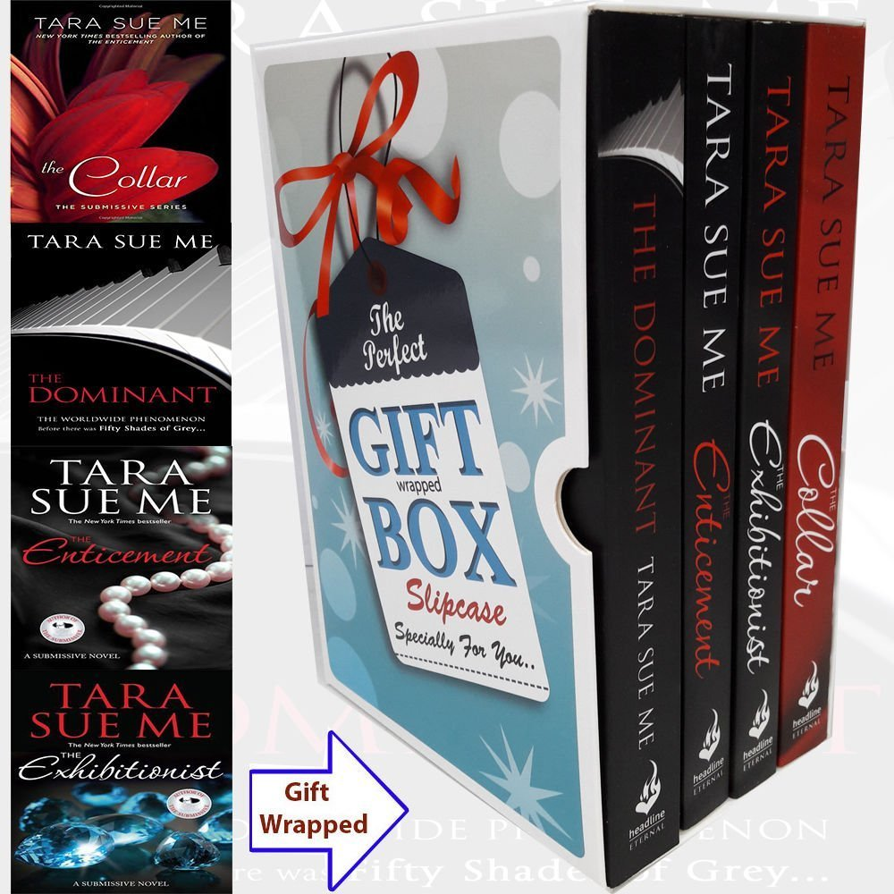 Read Online Tara Sue Me Submissive Series Collection 4 Books Bundle Gift Wrapped Slipcase Specially For You pdf epub