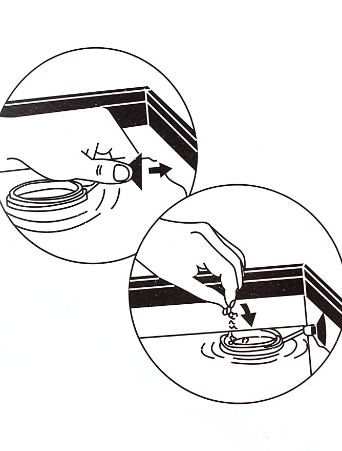 Amazon.com : Peces de acuario tanque flotante Alimentos Círculo de la estación de a anillo DE 3 pulgadas : Pet Supplies