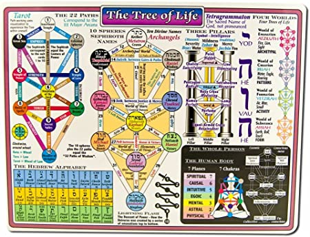 Reference Charts Kabala Tree Of Life Amazon Ca Home Kitchen Life is a beautiful, complex layering of laws and interdependent movements of matter and energy. reference charts kabala tree of life