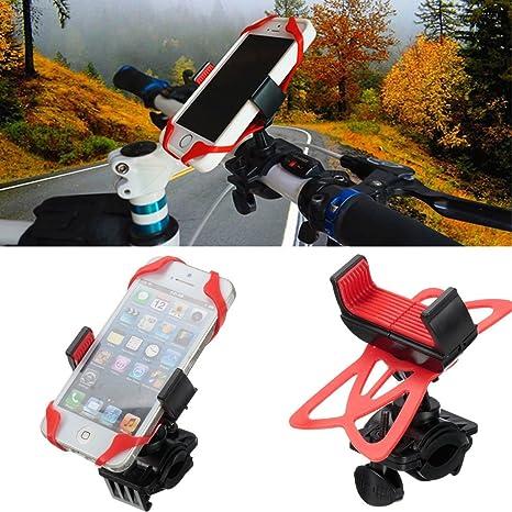 Soporte de bicicleta Universal Bici Mtb para movil smartphone ...