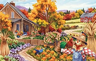 product image for Livin in The Country 100 Piece Jigsaw Puzzle by SunsOut