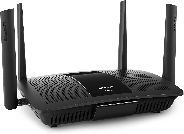 Linksys Max Stream Ea8500 Eu Wireless Ac2600 Router Computer Zubehör