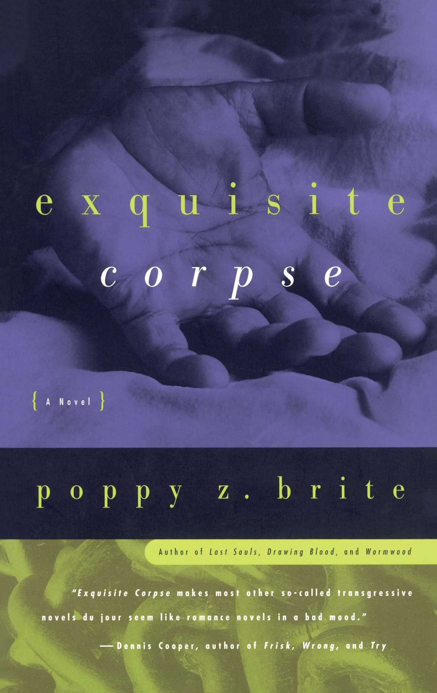 Exquisite Corpse By Poppy Z Brite