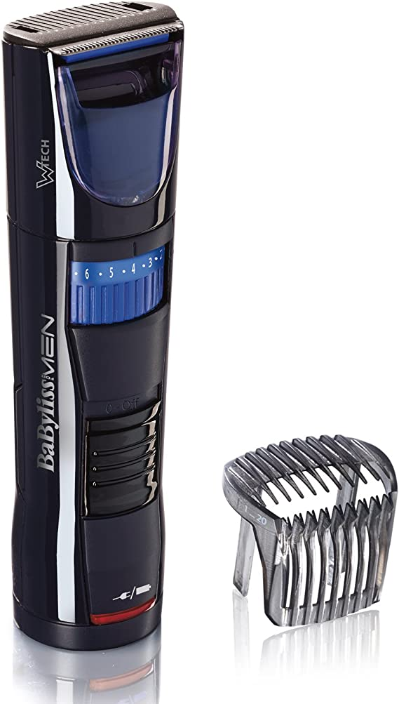 BaByliss T820E - Barbero con tecnología Wtech, color negro: Amazon ...