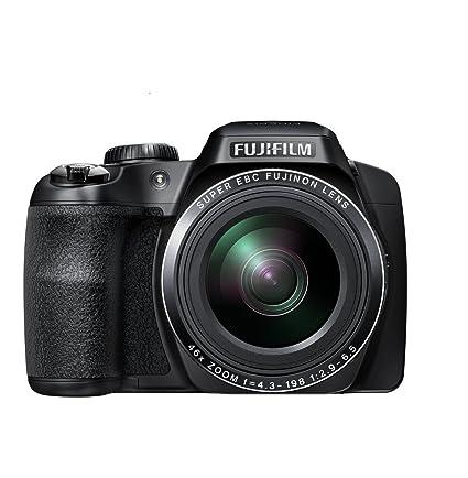 Fujifilm FinePix 16MP Digital Camera with 46x Optical Zoom (S8500)