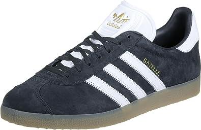 separation shoes 8ab50 38466 adidas Gazelle chaussures 5,0 greywhite