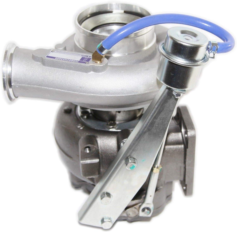HX40W 3538232 Turbo for RAM 4 Exhaust Downpipe Flange T3 Twinscroll 6CTAA