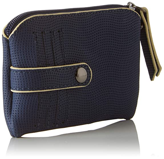 Amazon.com | ctta caminatta Womens S2809Purse Blue Blue ...