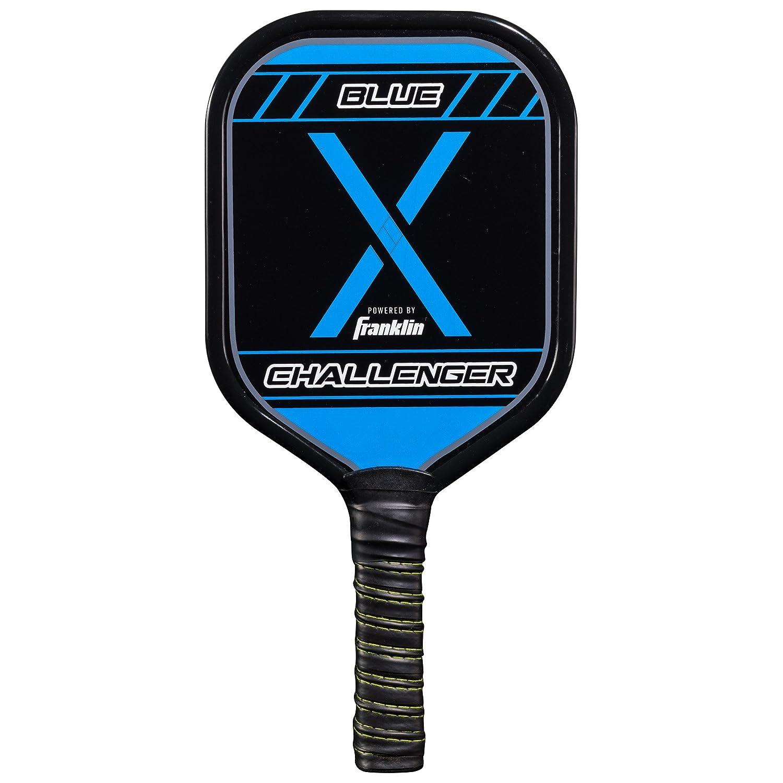 52812 Pickleball-X Challenger Performance Aluminum Paddle Franklin Sports Inc