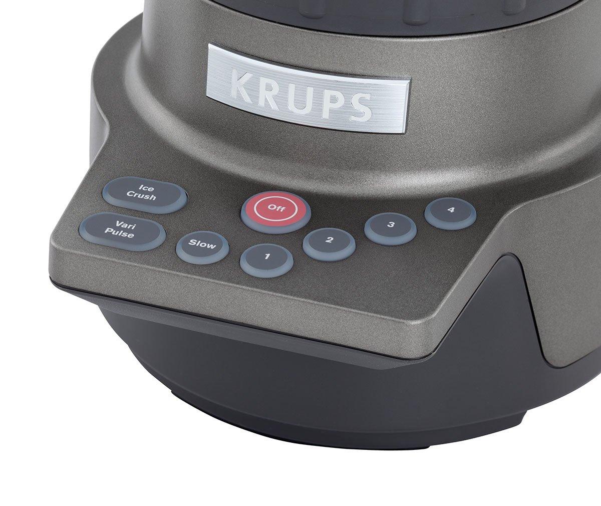 Amazon.com: Krups kb790 Motor Technik Licuadora con 6 ...